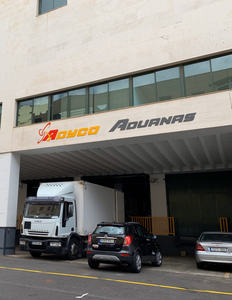 Adyco oficinas Tenerife