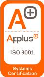 ISO 9001 APlus